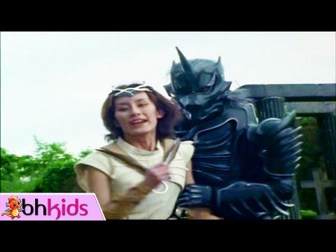 Xem phim năm anh em siêu nhân - 5 Anh Em Siêu Nhân Gao Tập 20 : Pháp Sư Tetomu Bị Giam Giữ