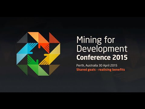 Mining for Development Conference 2015