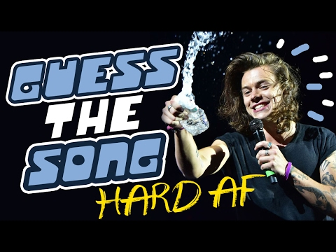 GUESS THE ONE DIRECTION SONG BY IT'S FIRST 3 SECONDS [ Hard ]
