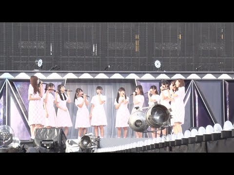 乃木坂46「撮って出し!神宮ライブ&MVメイキング」3期生編