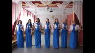 Песня Казаки в берлине(ансамбль Девчата., 2015-04-03T13:31:19.000Z)