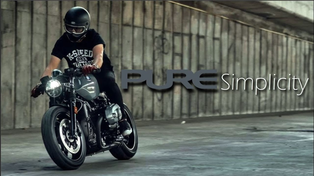 Cafe Racer Bmw R Ninet Pure By Eak K Speed Customs Youtube