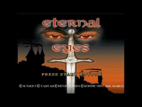 Eternal Eyes (PLAYSTATION) Bonus   Complete Pappet Book