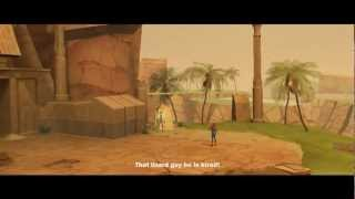 Spider-Man: Friend Or Foe - Chapter 3 - Cairo, Egypt (Cutscenes)