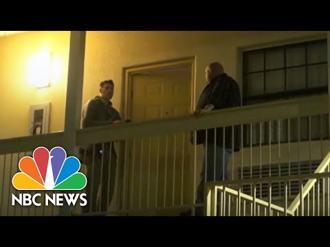 Operation Cross Country: FBI Arrests 120 Human Traffickers | NBC News