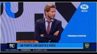 90 MINUTOS DE FUTBOL 16 DE OCTUBRE 2019 EN VIVO