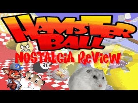 Nostalgia Review - Hamsterball