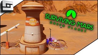 Don't Panic! I've Added Some Mods To Surviving Mars Green Planet