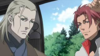Blassreiter -Блассрейтер эпизод #01 02 русская озвучка