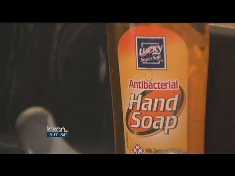 US seeks tougher rules on antibacterial soaps