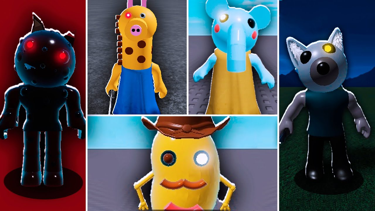 Pictures Of Roblox Skins 25 Piggy Skin Suggestions Roblox Piggy Youtube