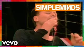 Watch Simple Minds Mandela Day video