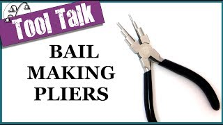 Bail Making Pliers