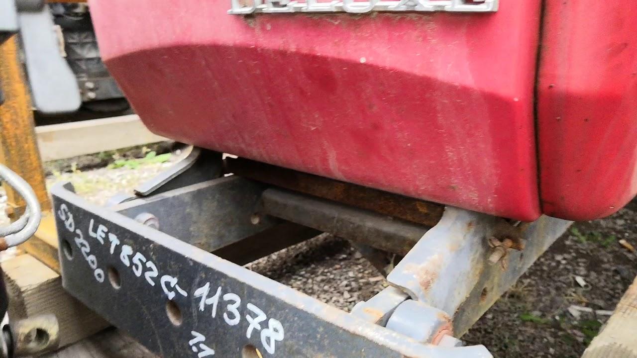 двигатель KE75 на Японский мини трактор от Kotamoto.