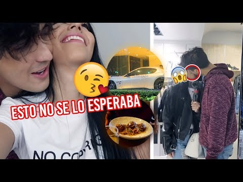 VLOG CUMPLEAÑOS DE MI NOVIO FT El Rufas I Daniela BS