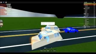 ROBLOX Storm Chasing - S4 EP24 - Interception la plus longue - MASSIVE EF5!
