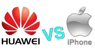 Huawei P Smart VS iPhone 5s. Сравнение камер. Видео и Фото.