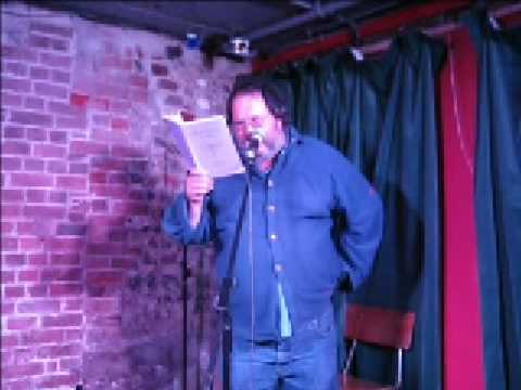 Part 2- Michael Ruxton Live at Brighton Poetry Soc...