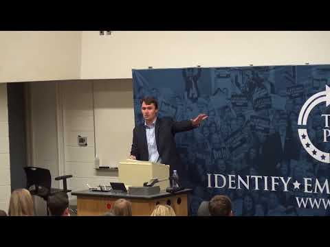 Charlie Kirk at the University of Minnesota Full Video