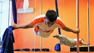 Александр Диденко (1-е место) | Чемпионат Украины  по STREET WORKOUT 2016