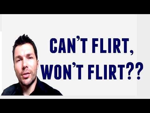 how to flirt with a guy who is shy