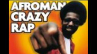 Afro man - crazy rap also known as colt 45