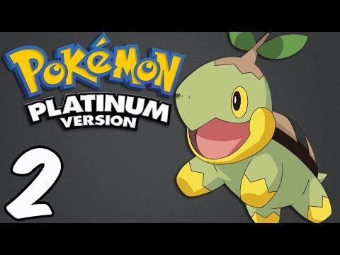 Pokemon Platinum (Blind) -2- OUR NEW BEST FRIEND!