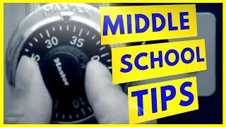Middle School Advice:  How To Survive