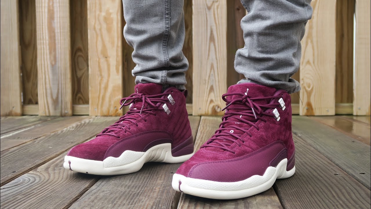 air jordan xii retro bordeaux