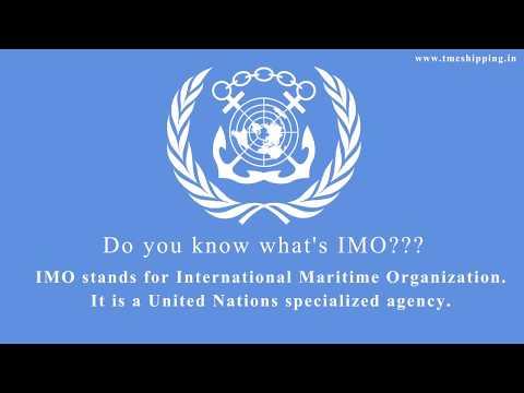 International Maritime Organization - IMO
