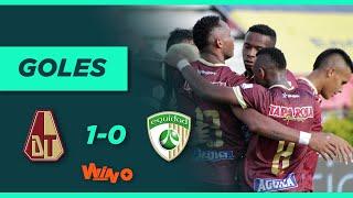Tolima vs  Equidad (1-0) Liga BetPlay Dimayor 2020   Fecha 3