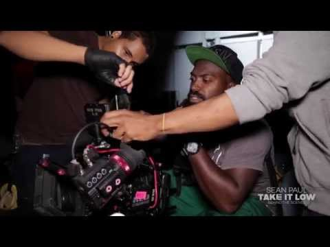 Take It Low - Sean Paul | Behind The Scenes Thumbnail image