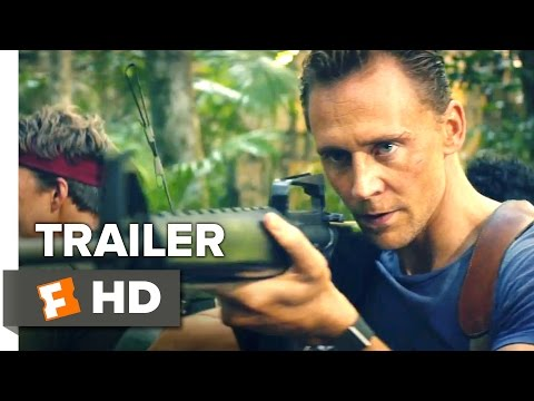 Kong: Skull Island Official Trailer 2 (2017) - Tom Hiddleston Movie