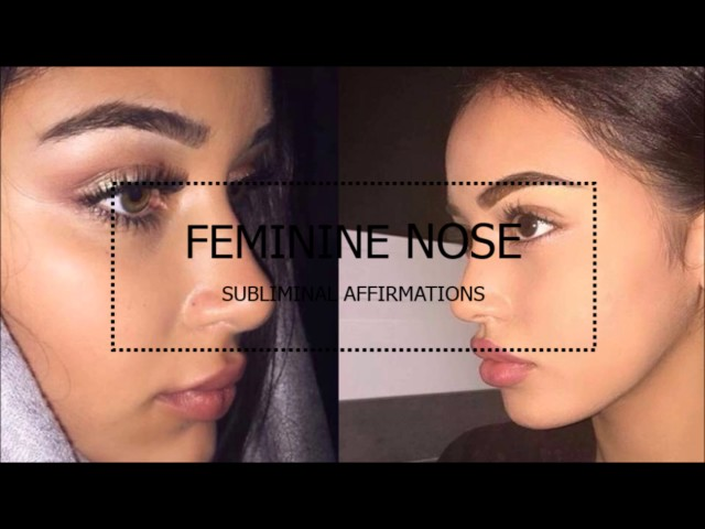 Nose Subliminals | Wiki | Subliminal Community ™ Amino