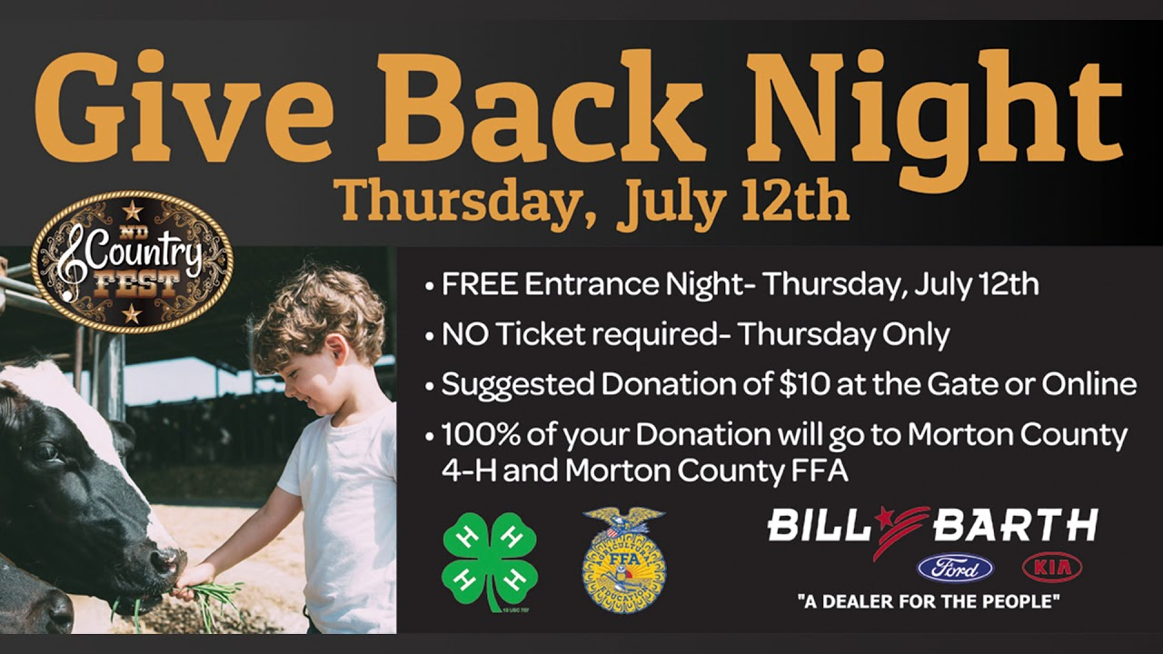 Bill Barth Ford >> Give Back Night Thanks Bill Barth Ford Kia