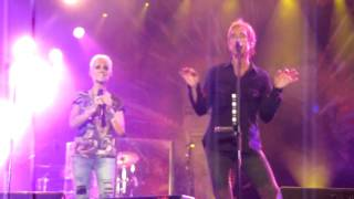 Roxette - Church of your heart, Live at Smukfest