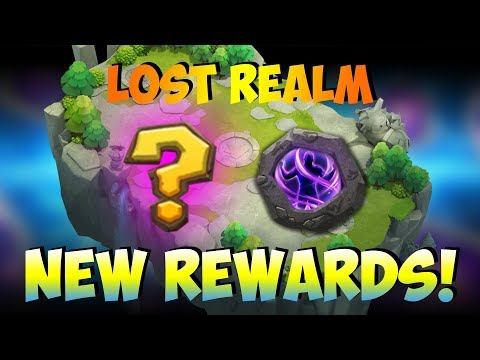 F2P NEWS: Lost Realm Has NEW CREST SETS!