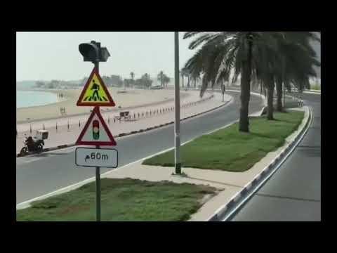 Al mamzar beach Dubai and Sharjah