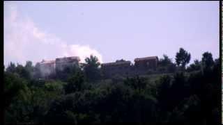 Vulcano acceso da Rieti a Cantalice. Polizia ester...