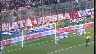 Perugia - Lazio 0-1  (2001)