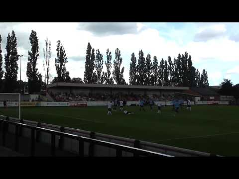 Ryan Donaldson Goal v Boreham Wood