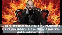 Dieter Hattrup liest Thomas Mann: Doktor Faustus