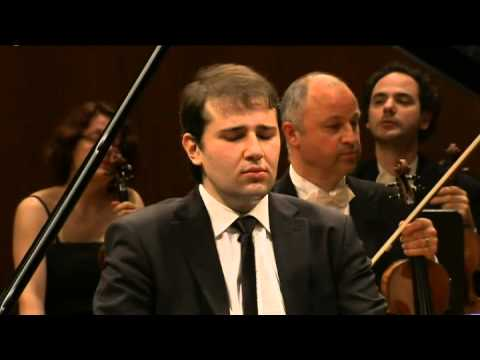STANISLAV KHRISTENKO: Mozart, Piano Concerto No. 23 in A major (K. 488)