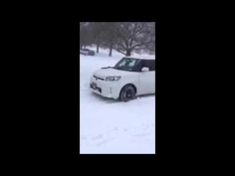 DIY HITCH SNOW PLOW , BACK SAVER!