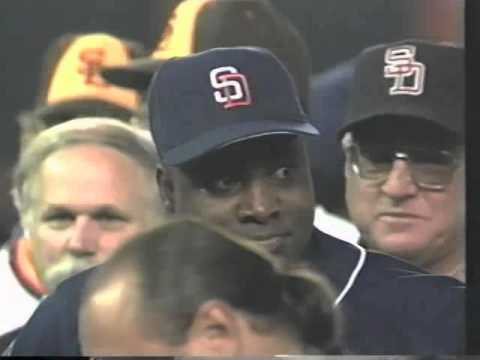 Tony Gwynn Retirement Ceremony