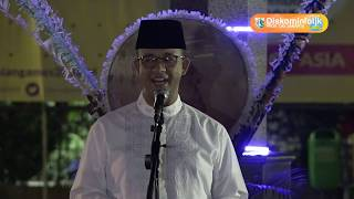 Video 14 Jun 2018 Gub Anies R. Baswedan Silaturahmi Malam Takbir di Kantor Walikota Jaksel download MP3, 3GP, MP4, WEBM, AVI, FLV Oktober 2018
