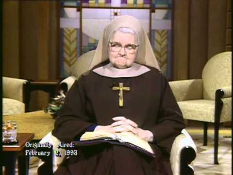 Mother Angelica Live -  Feb 2 1993-  LIVING IN A DYSFUNCTIONAL WORLD