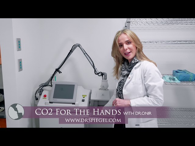 CO2 for the Hands
