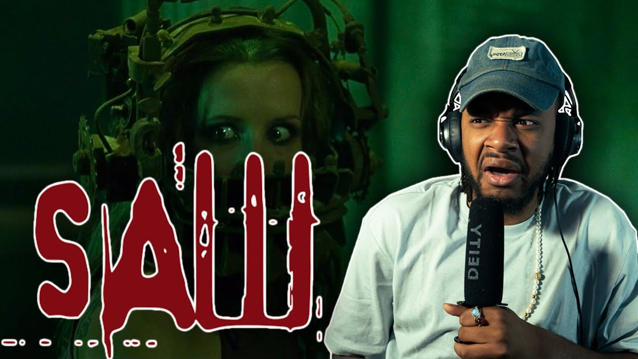 FILMMAKER MOVIE REACTION!! Saw (2004) FIRST TIME REACTION!!