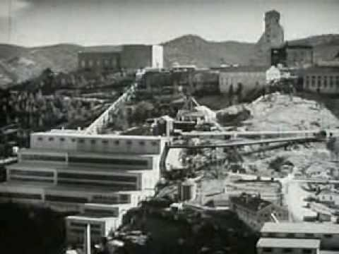 """South Dakota Saga"" Homestake Mine video from 1940 - Part 1"